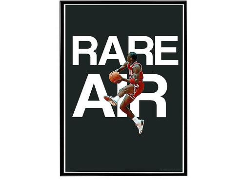 Air Jordan Rare Air Sneaker Photography Poster, Hypebeast Poster, Kicks Poster
