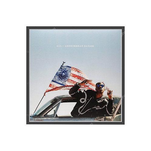 Joey Badass All-Amerikkkan Badass Cover Poster, Hypebeast Poster Pop Culture