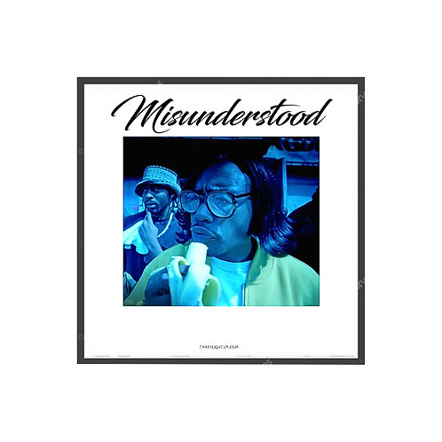 Misunderstood Belly Classic Hood Movie Poster, Hypebeast Poster, Movie Wall Art