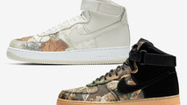 Sneaker Release: Nike Air Force 1 x Realtree