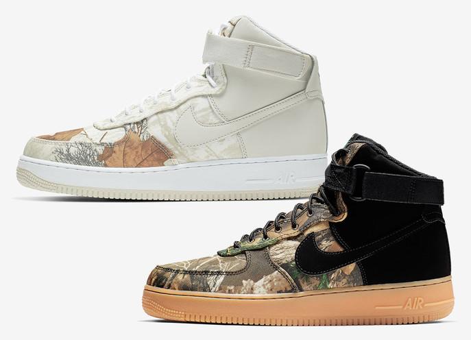 Sneaker Release: Nike Air Force 1 x Realtree