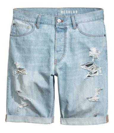 Summer Fashion Essentials cut off shorts
