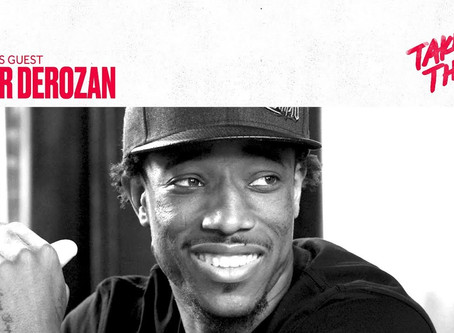 """The New Toronto"", Demar Derozan Taylor Rooks Exclusive Interview"