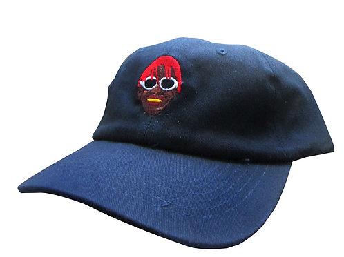 Lil Yachty Bk. Emoji Meme Lil Uzi Vert Twill Cotton Dad Hat