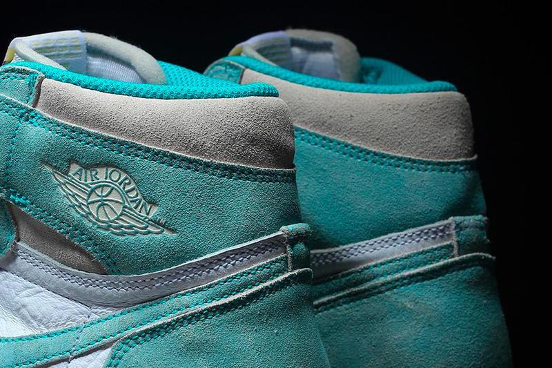 Retro Jordan WINTER MINT ICE CREAM Sneaker Info