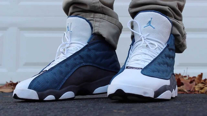 "Air Jordan 13 ""Flint"" Makes its Rounds Again For 2017"