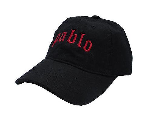 Kanye West Pablo Unstructured Twill Cotton Dad Hat