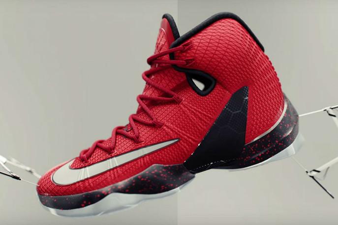 4-14-16 Nike LeBron 13 Elite