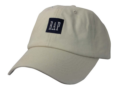 Rap Box Khaki Twill Cotton Popular Low Profile Dad Hat