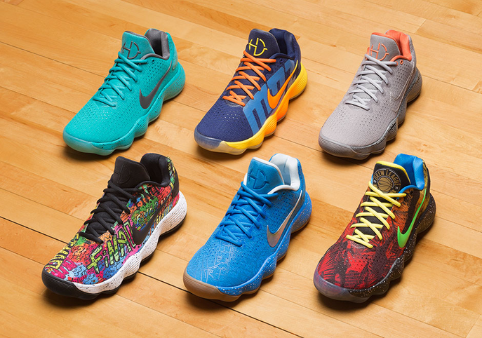 Six Basketball Capitals Around the World  Getting Their Party On With Exclusive Nike Releases