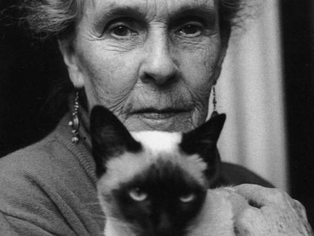 Leonora Carrington, súrrealistinn og rithöfundurinn