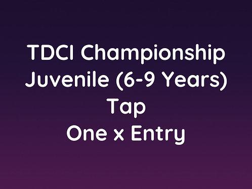 Juvenile Tap (6-9 Years)