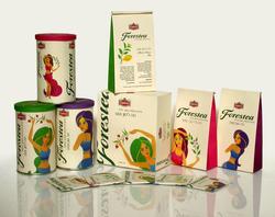 Lipton Herbal Tea (Student project).