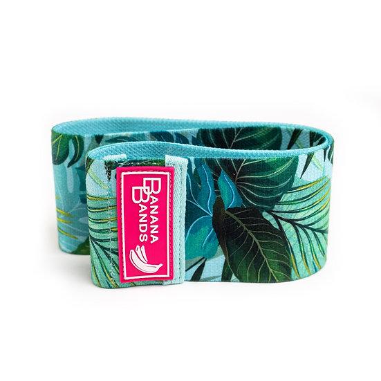 BANANA LEAF Premium Fabric Resistance Band