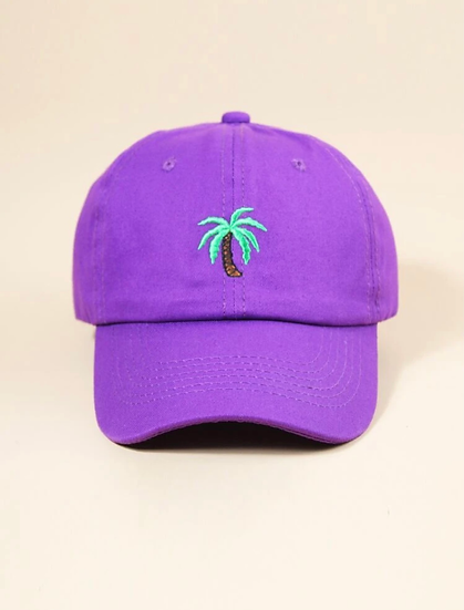 Coconut Tree Cap