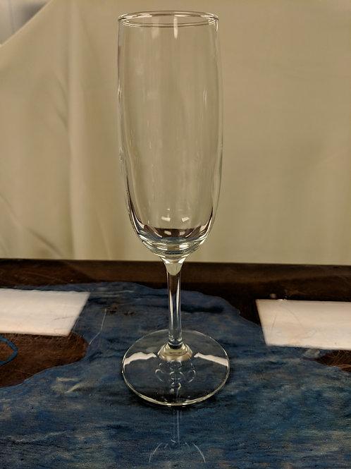 Set of 12 - Wine/Champagne Glasses