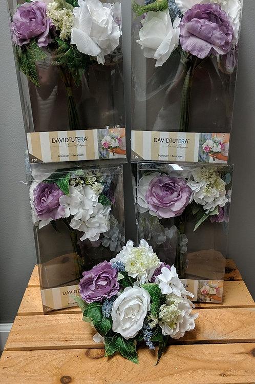 Set of 5 David Tutera Bouquets