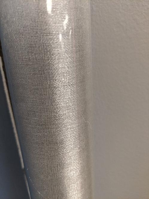 """58"""" x 10yds Silver Organza Roll"""