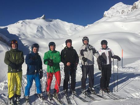 Week-end à ski 2019