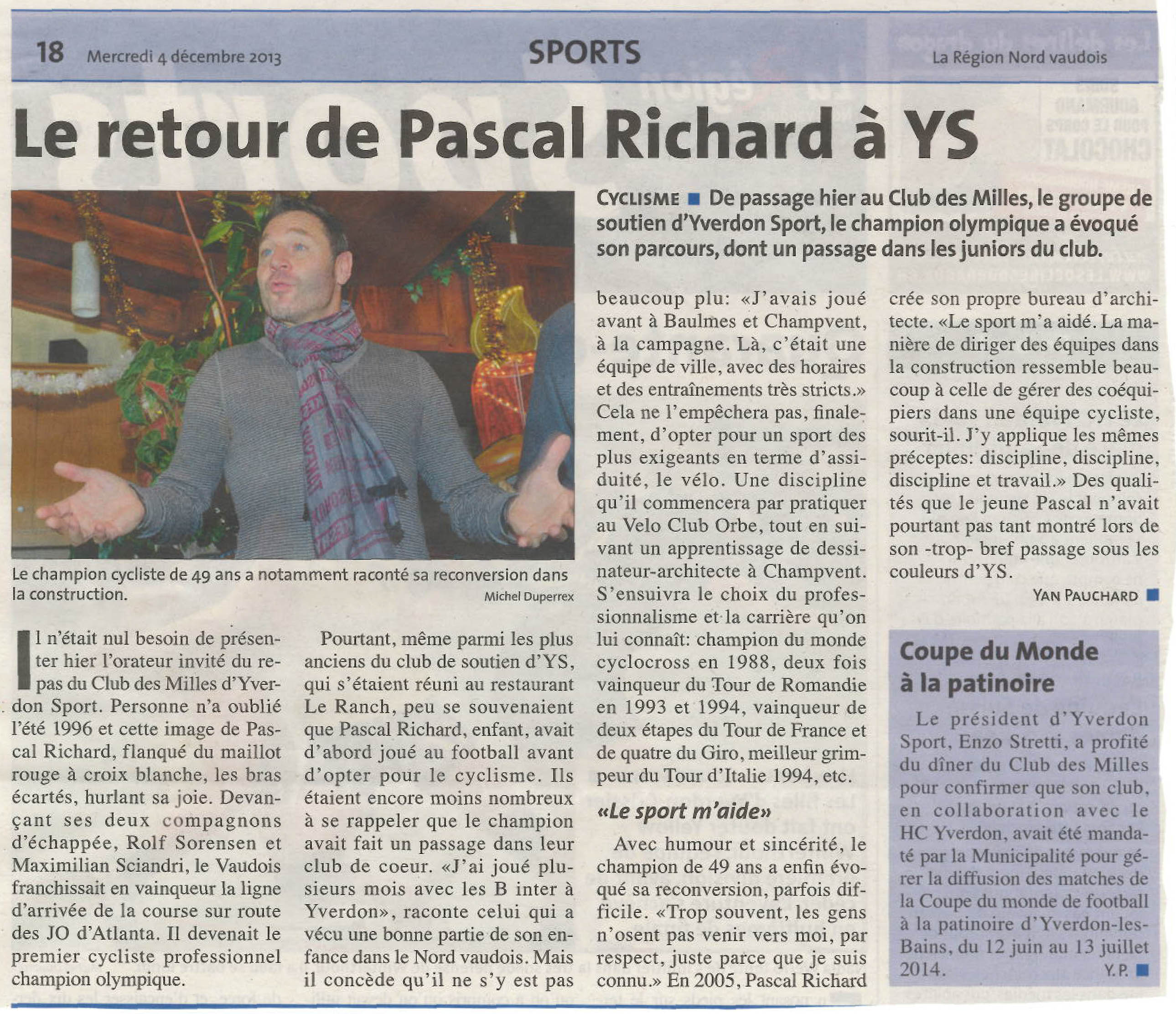 2013.12 - Pascal Richard