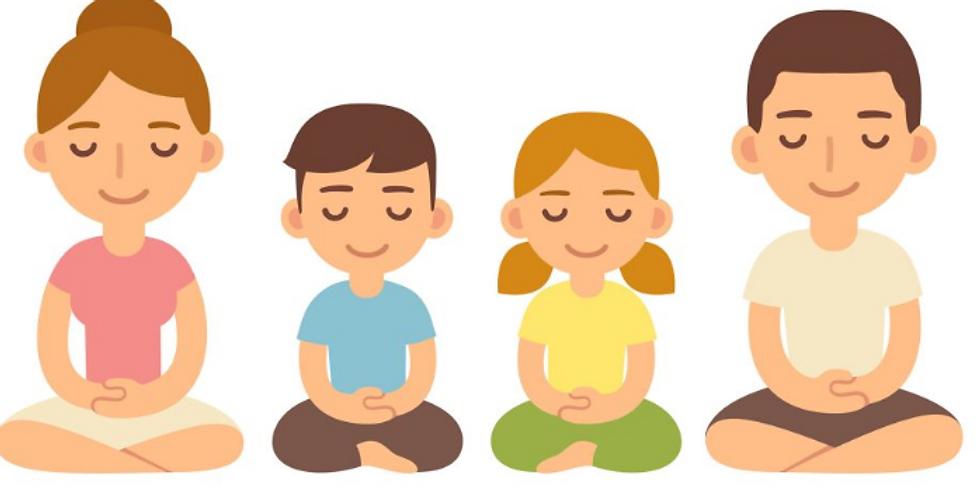 Méditation pour Petits (gratuit) et Grands (15€)