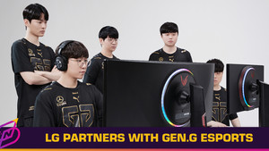 LG Announces Partnership with Gen.G Esports