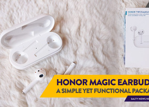 HONOR Magic Earbuds Review: Simple and Functional with a Punchy Bass