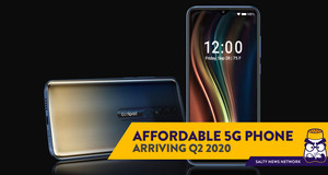 Coolpad Introduces an Affordable New 5G Smartphone: The Legacy 5G