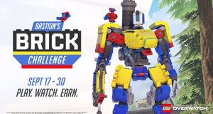 Lego Meets Overwatch in Adorable New Collaboration