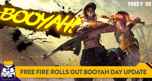 New BOOYAH Day Update Brings New Content to Garena Free Fire