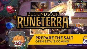 Legends of Runeterra Enters Open Beta on January 24th - Features New Boards, Guardians, and Emotes