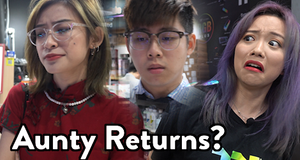 [Video] Atas Aunty Returns: Shopping with Thermaltake