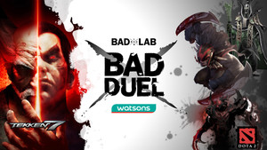 When Esports and Personal Hygiene Collide: Bad Lab and Watsons Team Up to Host 'The BAD Duel'