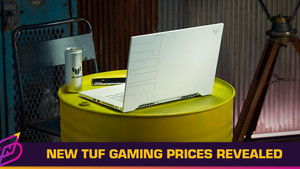 Prices for New ASUS TUF Gaming Laptops Revealed, Starts from RM 5,299