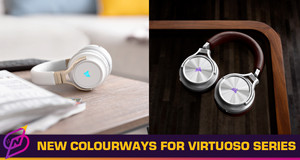 Corsair Releases New Colourways for the Virtuoso Series Wireless Headsets