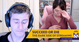 The Dark Side of Streaming: How a Dream Job Leads to Burnout