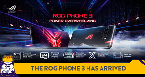 ROG Phone 3 Series Officially Released, Starts from RM2,999