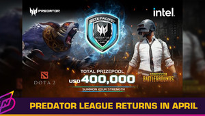 Asia Pacific Predator League 2020/21 is Back, to be Held from 6-11 April