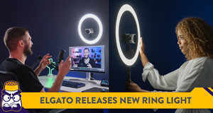 Elgato Launches Wi-Fi-Enabled Ring Light