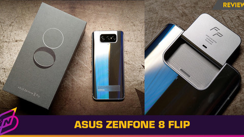 [Review] Built for Vloggers and Selfie Enthusiasts: The ASUS Zenfone 8 Flip