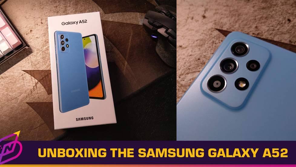 Samsung Galaxy A52 - First Impressions and Unboxing