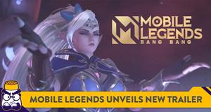 """Mobile Legends: Bang Bang Releases New Trailer: """"Beyond Legends"""""""