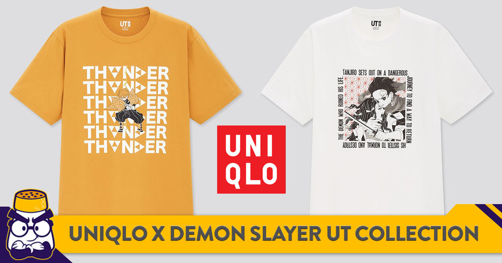 Uniqlo Announces Demon Slayer Kimetsu No Yaiba Ut Collection