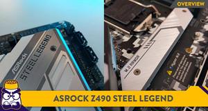 [Overview] An Attractive Mid-Range Contender: The ASRock Z490 Steel Legend