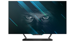 "Acer Predator's MASSIVE New 55"" 4K Gaming Monitor Can Sense Your Presence"