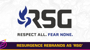Singapore Esports Organisation Resurgence Rebrands as RSG