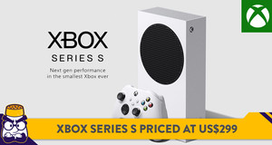 Pricing and Release Date of Xbox Series S Confirmed