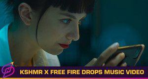 """DJ KSHMR X Free Fire's """"One More Round"""" MV is a Gamer-Inspired Spectacle"""