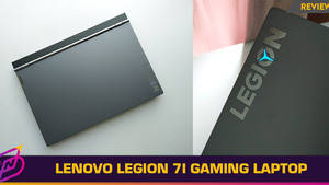 [Review] Classy and Powerful: The Lenovo Legion 7i