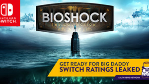 The BioShock Franchise May Be Coming to Nintendo Switch Soon